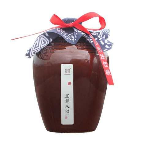 黎家自酿黑糯米酒