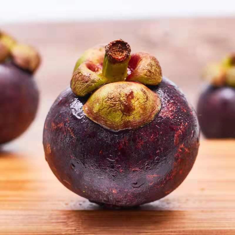 泰国山竹现货五斤油麻竹当季热带孕妇新鲜水果